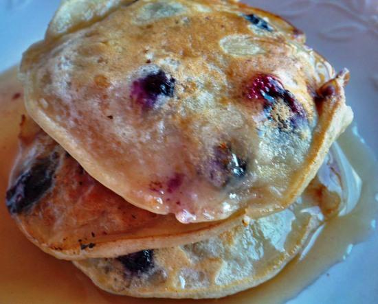 blueberrypancake
